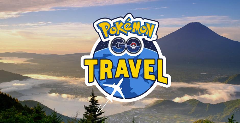 pokémon go travel launches