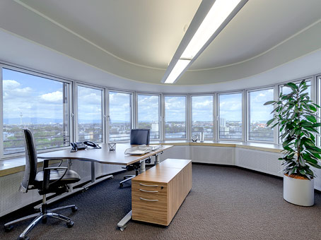 Office Space In Frankfurt Lighttower  Regus US