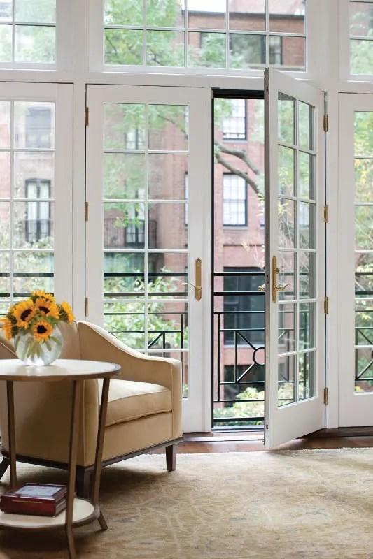 most energy efficient patio door types