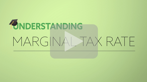 Tax Terms: Marginal Tax Rate