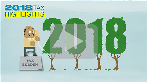 Individual Tax Highlights