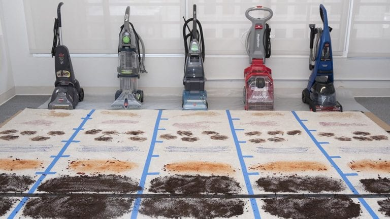 3 best carpet cleaners