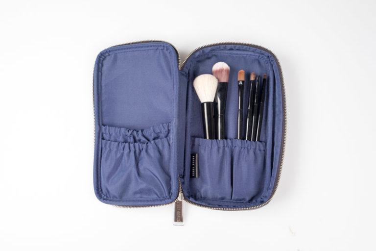 Bobbi Brown case for Makeup Brushes