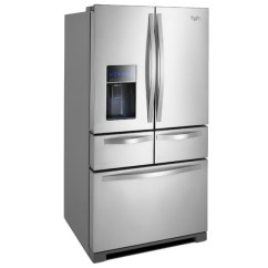 Kitchen Refrigerator Unfinished Wall Cabinets The Best Refrigerators For 2019 Reviews Com French Door
