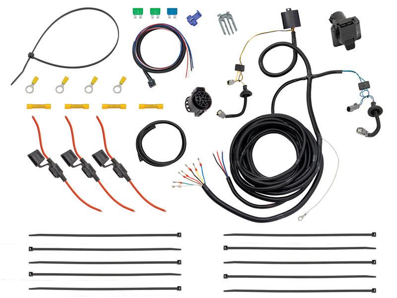 Tekonsha 22116 Tow Harness w/ Modulite and Brake Control