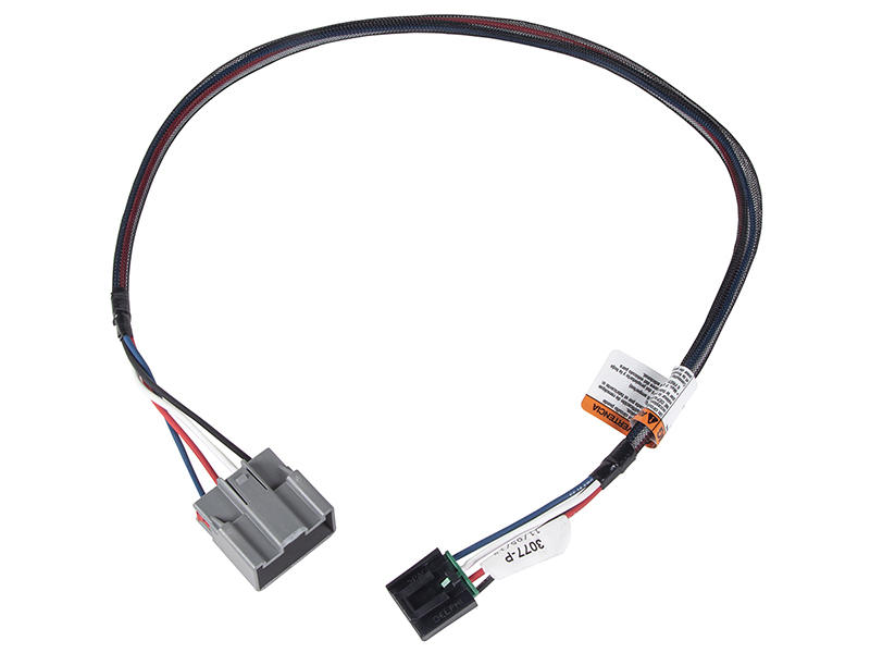 Tekonsha TK-3077-P Custom-Fit Wiring Harness for Tekonsha