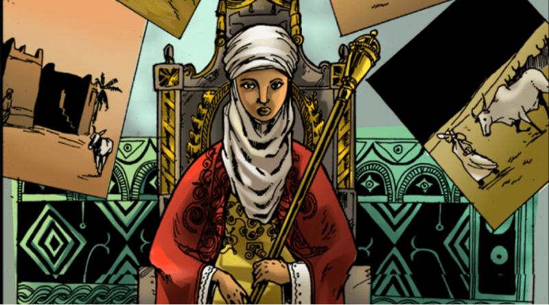 শুধু নাইজেরিয়ার ইতিহাসেই নয়, তিনি দুনিয়ার ইতিহাসেই অনন্য; Image Source: guardian.ng