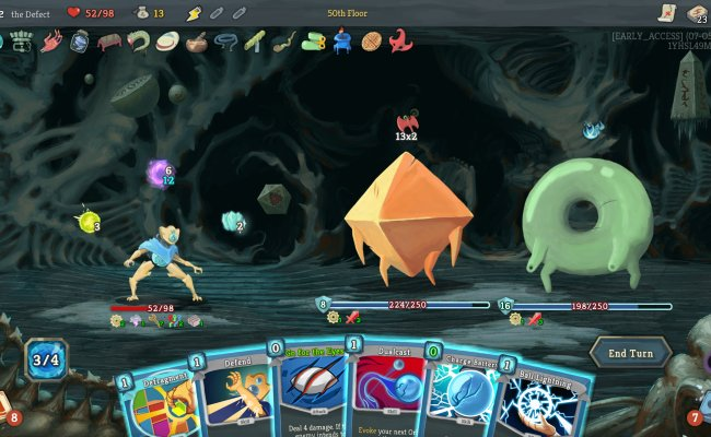 Slay The Spire Shuffles Out Of Early Access In January