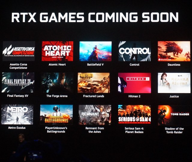 Every Game Thats Going To Look Amazing On The Nvidia Rtx  Ti Rock Paper Shotgun