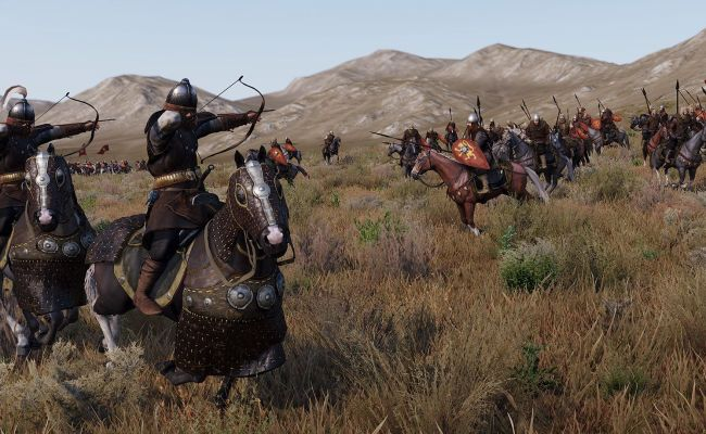 Mount Blade Ii Bannerlord Campaign Hands On Rock
