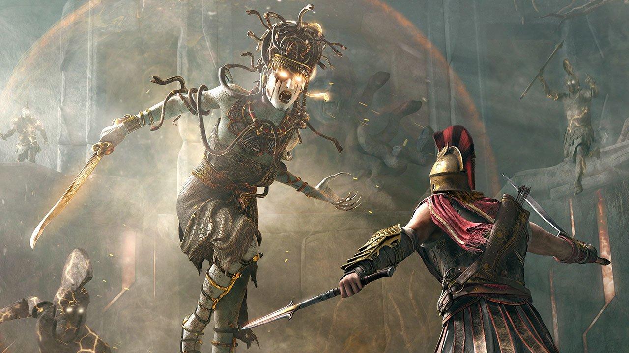 Assassin's Creed Odyssey Atlantis Getting Into Atlantis