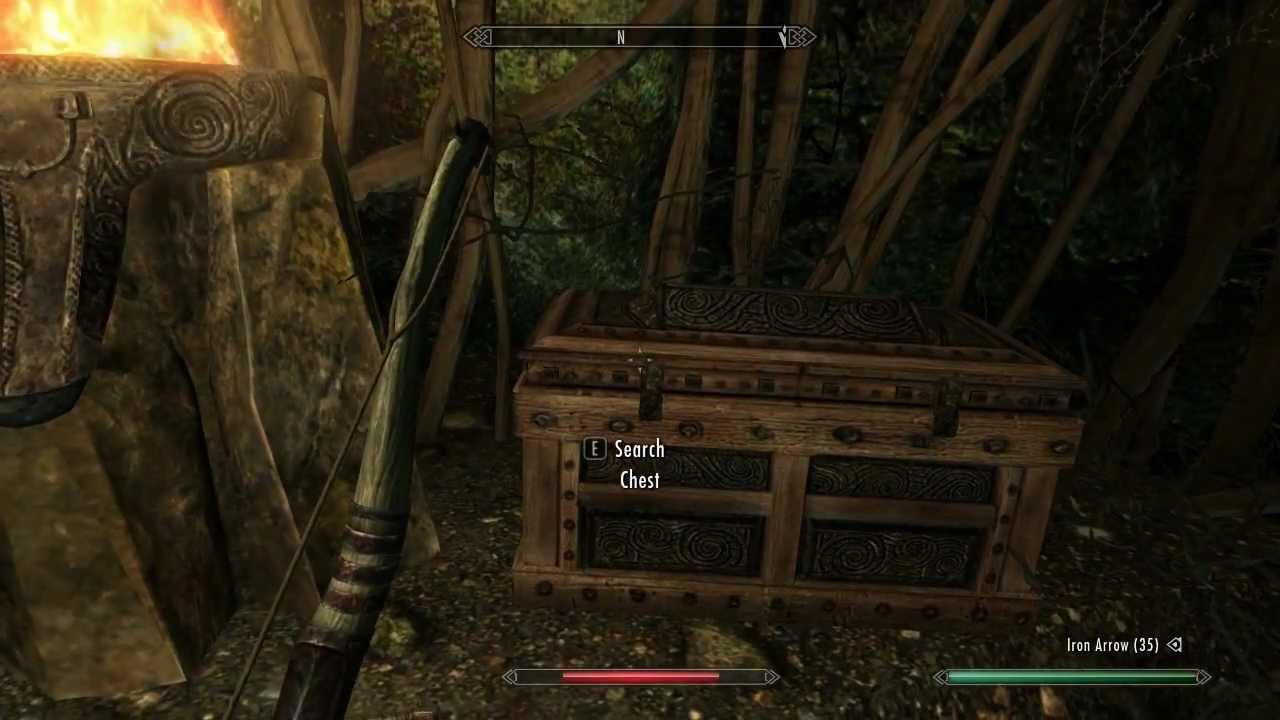 Mod Armor 3 Skyrim Witcher
