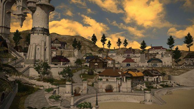 final-fantasy-xiv-fanfest-housing1 Final Fantasy XIV's next update hopes to solve its housing shortage   Rock Paper Shotgun