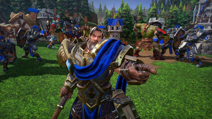 Image result for Warcraft III reforged