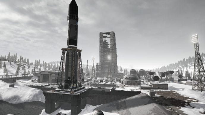Cosmodrome بابجي