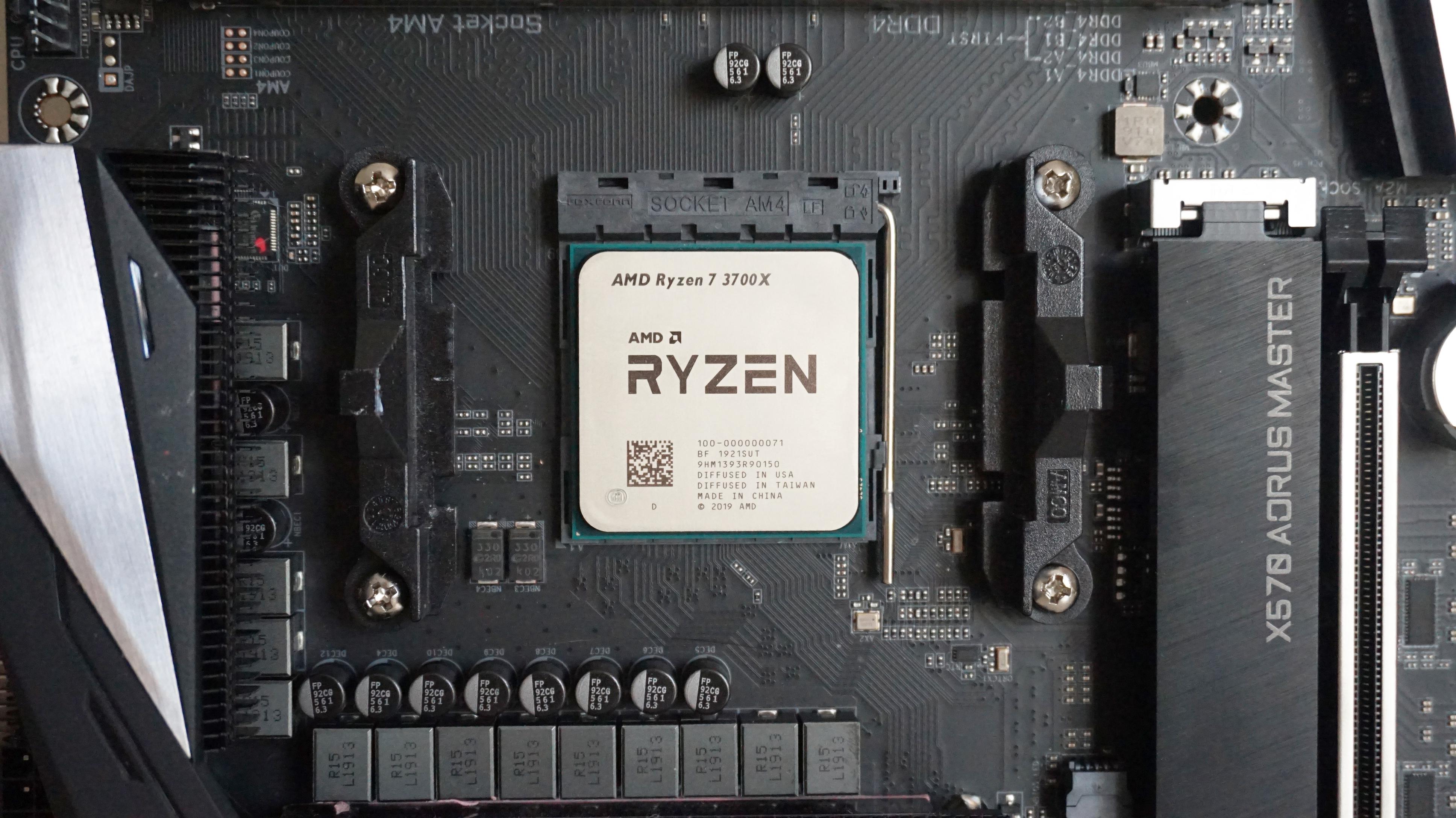 AMD Ryzen 7 3700X review: A Core i7 killer?   Rock Paper Shotgun