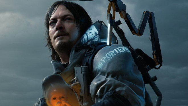 death-stranding Death Stranding's DLSS tech will turn any RTX card into a 4K 60fps machine | Rock Paper Shotgun