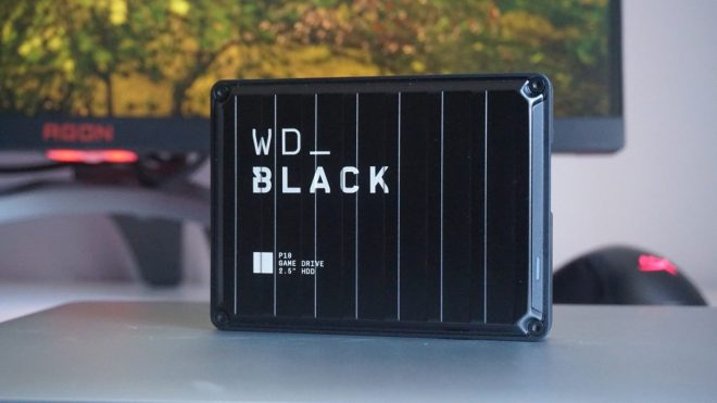 WD-Black-P10-1212x681 WD's 5TB external HDD is now cheaper than it was over Black Friday | Rock Paper Shotgun