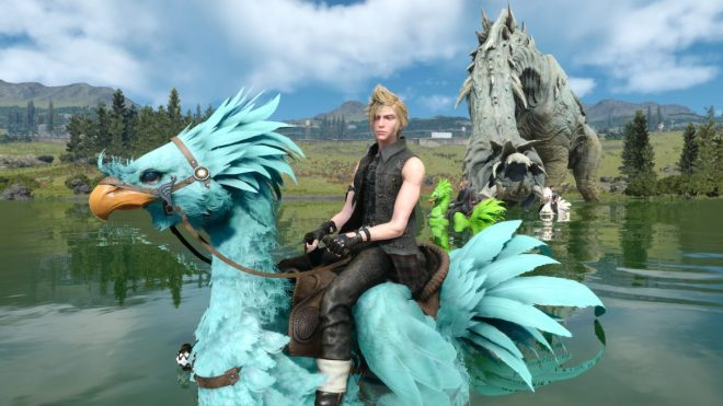 Final-Fantasy-XV-Windows-Edition-Prompto-1212x682 Here are all the confirmed ray tracing and DLSS games so far | Rock Paper Shotgun