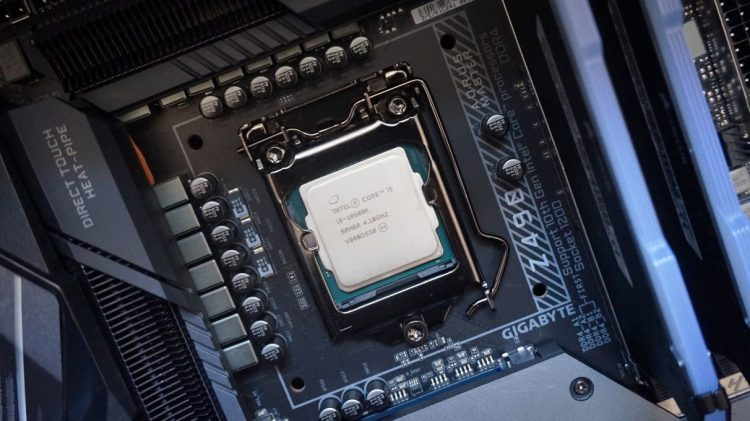 The Intel Core i5-10600K is our best gaming CPU pick for 2020