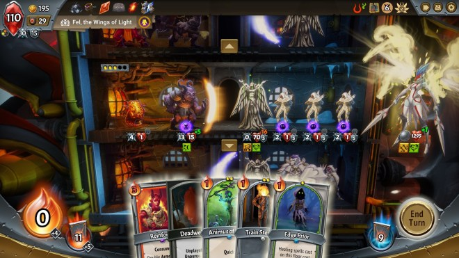 Monstertrain Monster Train might be the best deckbuilder since Slay The Spire | Rock Paper Shotgun