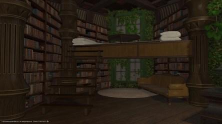 Final Fantasy XIV s interior designers will build you Hogwarts for a price Rock Paper Shotgun