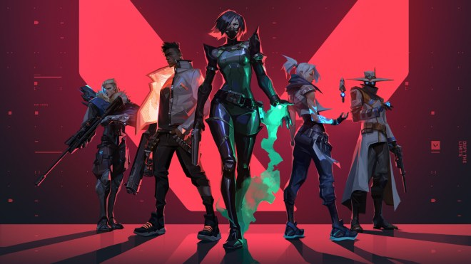 valorant-agents-art Valorant's director wants to add some chilled social spaces to the competitive FPS | Rock Paper Shotgun