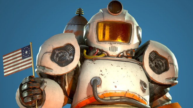 fallout-76-captain-cosmos-power-armor-b Fallout 76's new One Wasteland update adds level scaling | Rock Paper Shotgun
