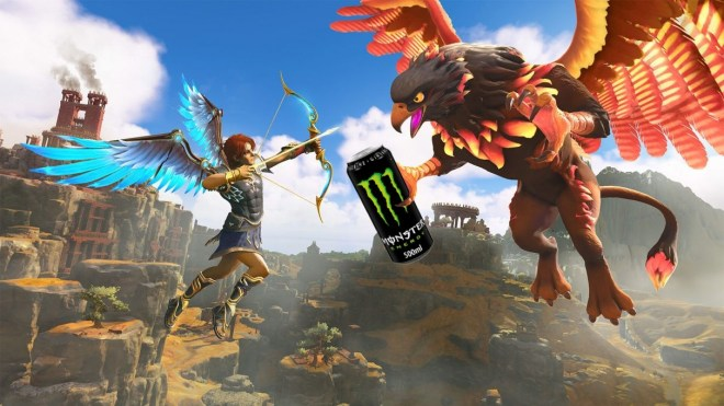 immortals-fenyx-rising-monster-1 Ubisoft's Gods & Monsters was renamed after trademark troubles with Monster Energy | Rock Paper Shotgun