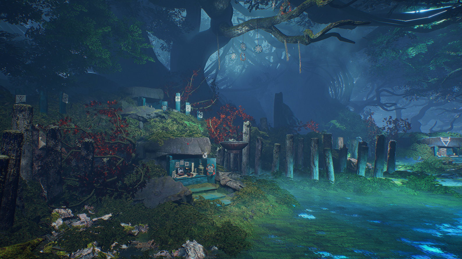 Paradise Lost screenshot.