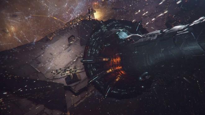 eve-online-phoenix-quadrant Eve Online wraps its invasion story with a call to rebuild New Eden | Rock Paper Shotgun