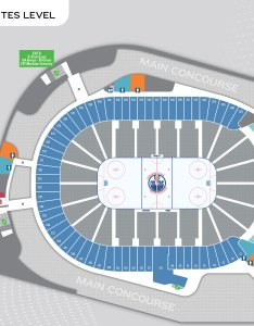 Scotiabank suites also concourse maps rh rogersplace