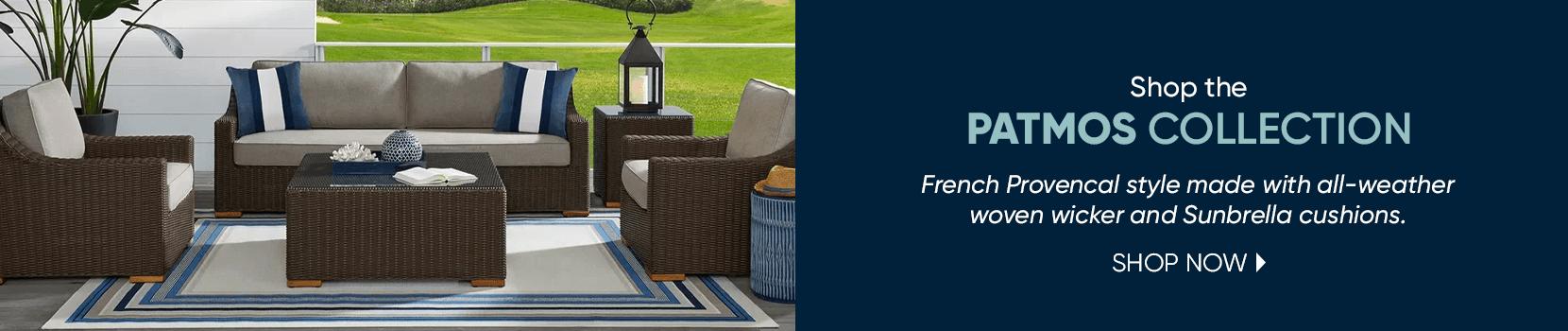 sunbrella outdoor patio furniture