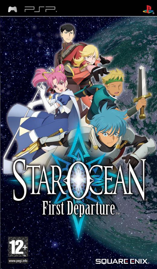 Star Ocean First Departure RPG Site