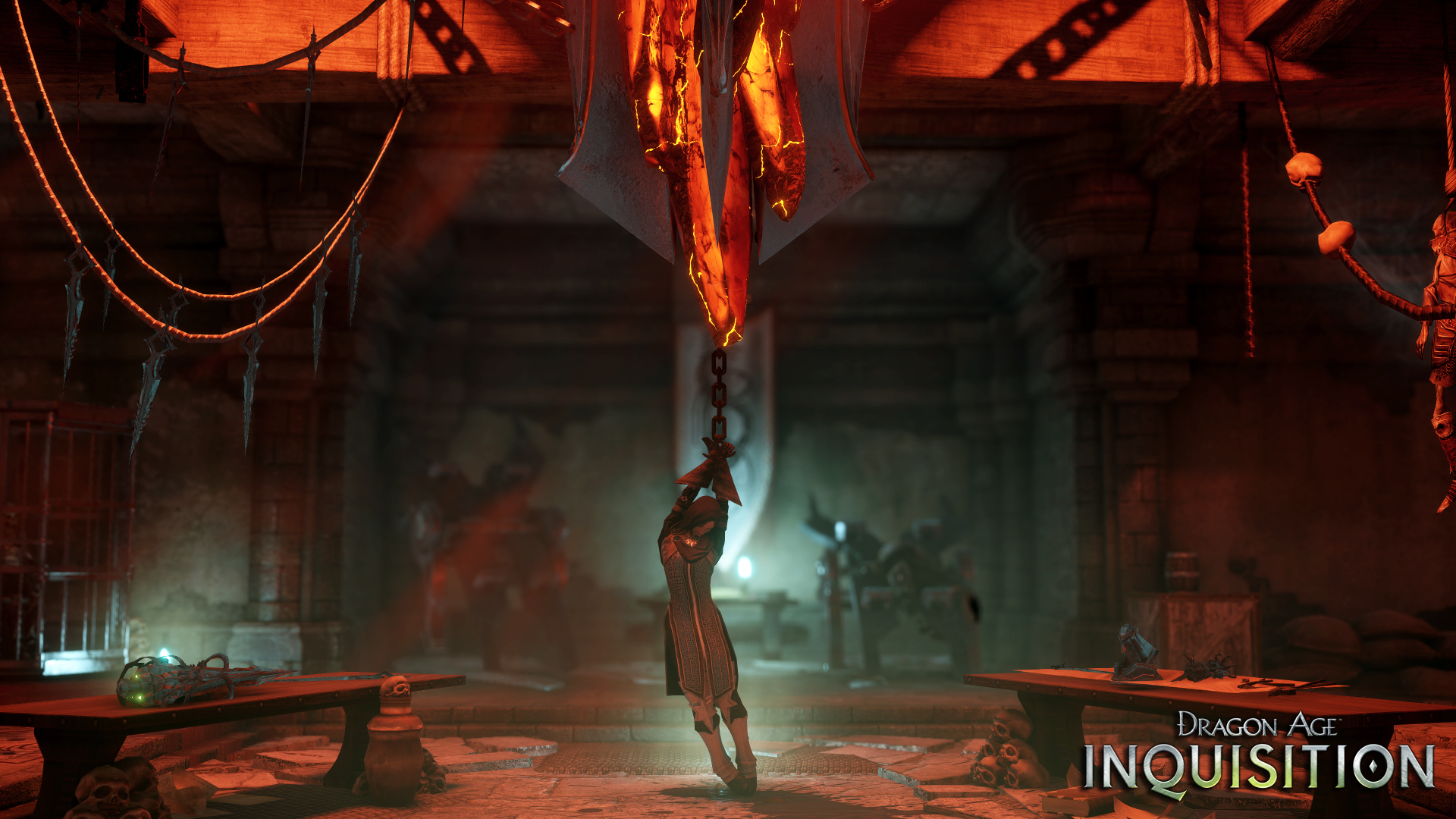 Microsoft Fall Wallpaper Dragon Age Inquisition E3 Trailers And Screenshots Rpg Site