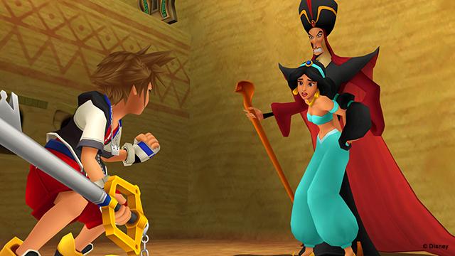 Screenshot Wallpaper Gravity Falls Kingdom Hearts Hd 2 5 Remix Re Coded Screenshots Rpg Site