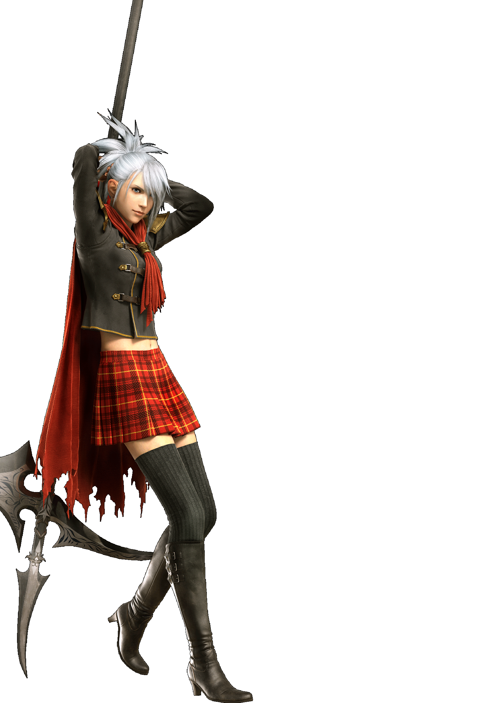 Final Fantasy Type 0 HD TGS Trailer RPG Site