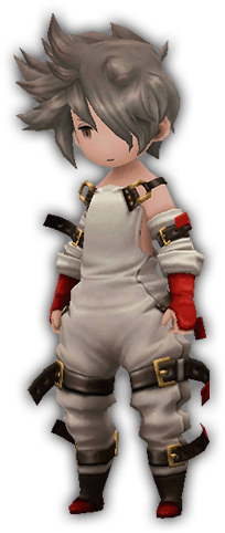 Bravely Second Screenshots And Artwork Show Tiz Arrior