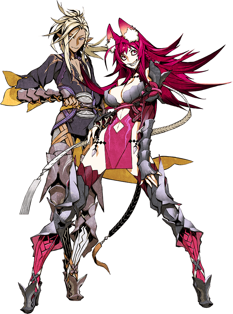New Classes And Artwork For 7th Dragon III Code VFD RPG