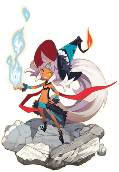 First Screenshots For The Witch And The Hundred Knight 2