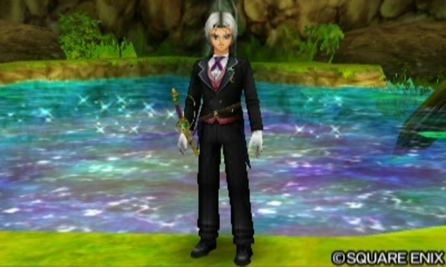 Gold Ring Quest Dragon Quest 11