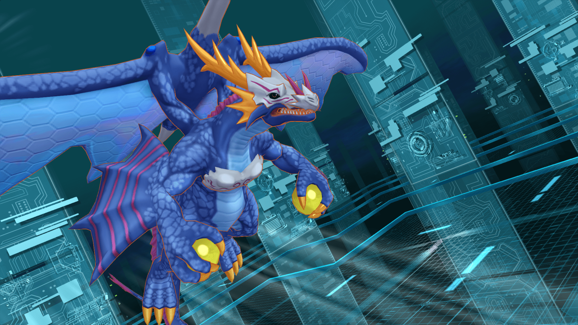 Pc Game 3d Wallpaper New Digimon Story Cyber Sleuth Hacker S Memory