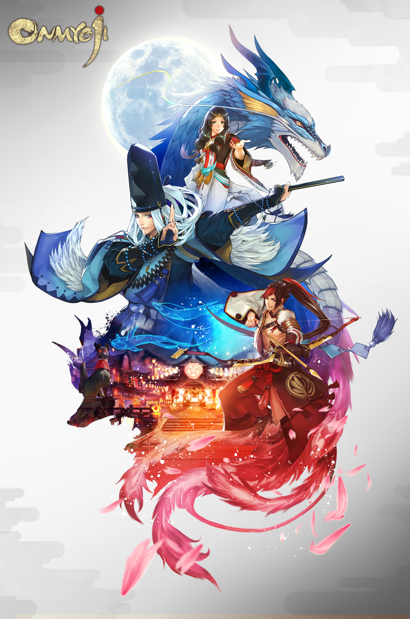 Fall Wallpaper For Windows 10 Onmyoji Soft Launches In English To Selected Countries