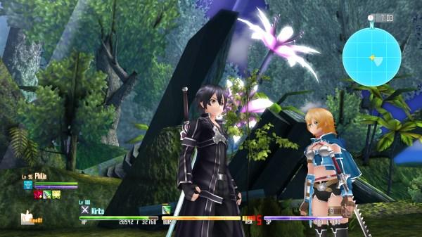 Sword Art Online Hollow Fragment Re