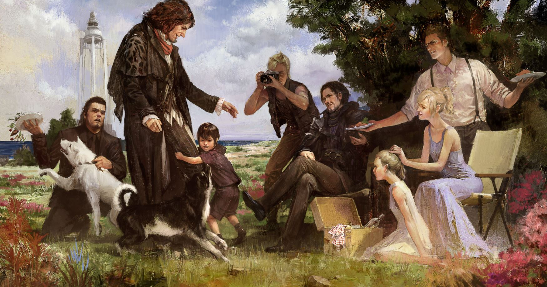 Final Fantasy XV Guide All Outfits In The Game And How To Get Them RPG Site