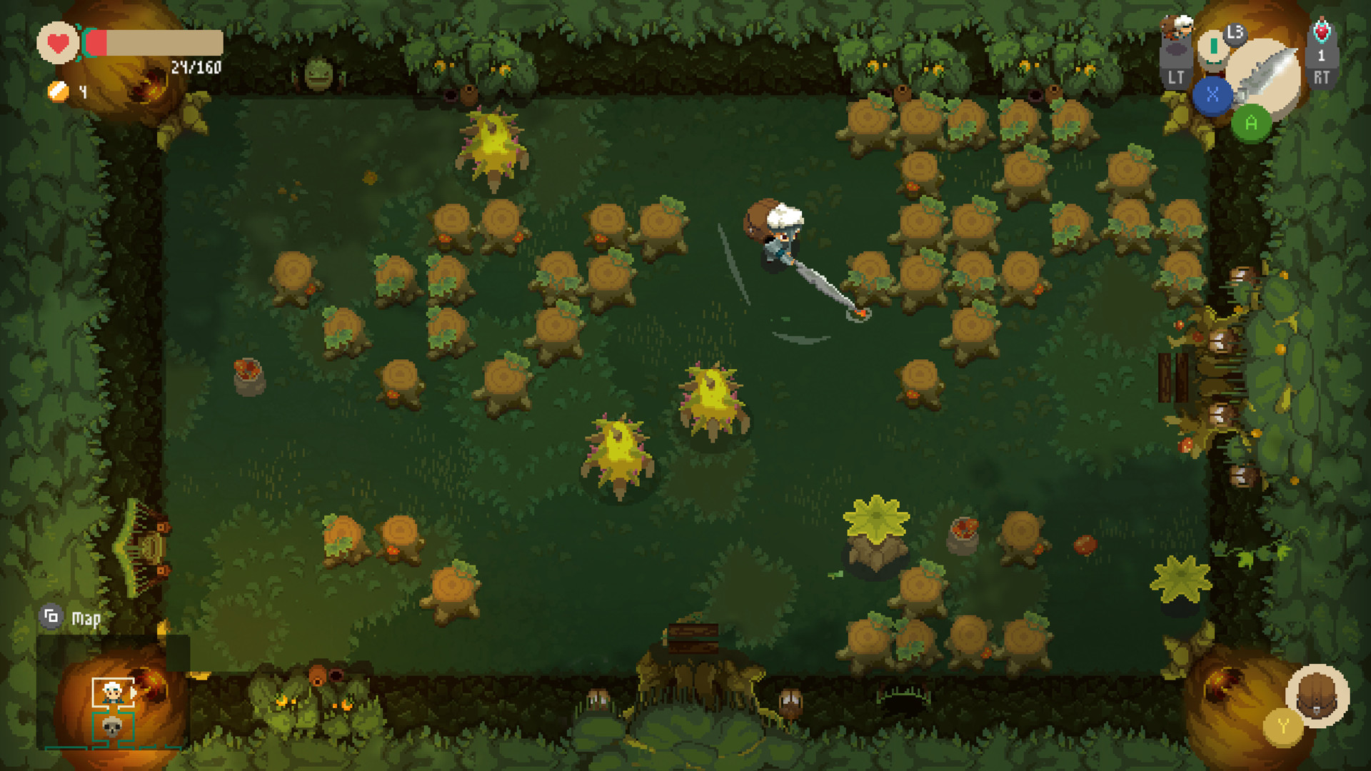 Indie Action RPG Moonlighter Launches In May RPG Site
