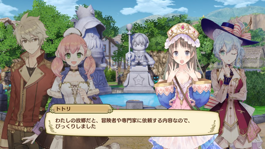 Image result for Nelke & the Legendary Alchemists: Ateliers of the New World