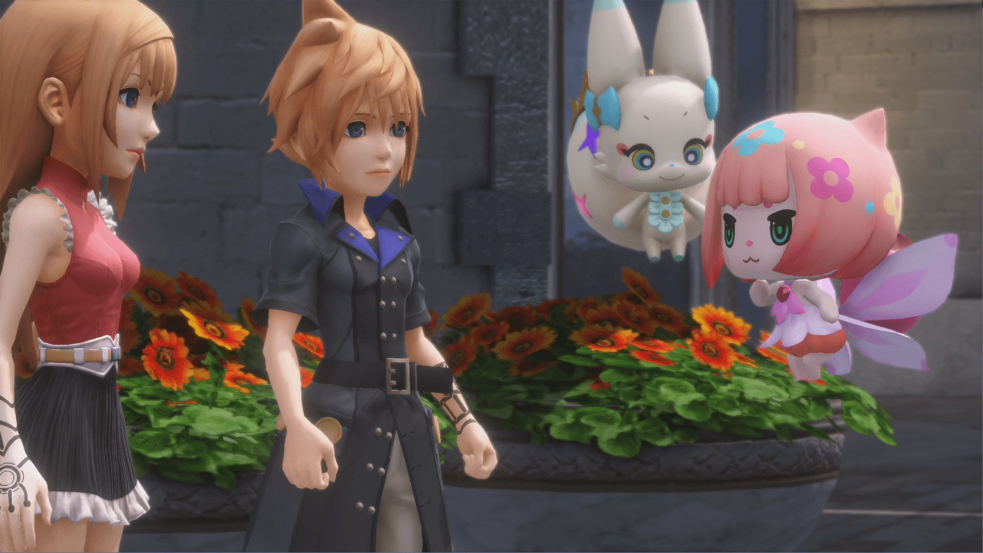 World Of Final Fantasy Maxima Releasing On November 6 For Nintendo Switch PlayStation 4 Xbox