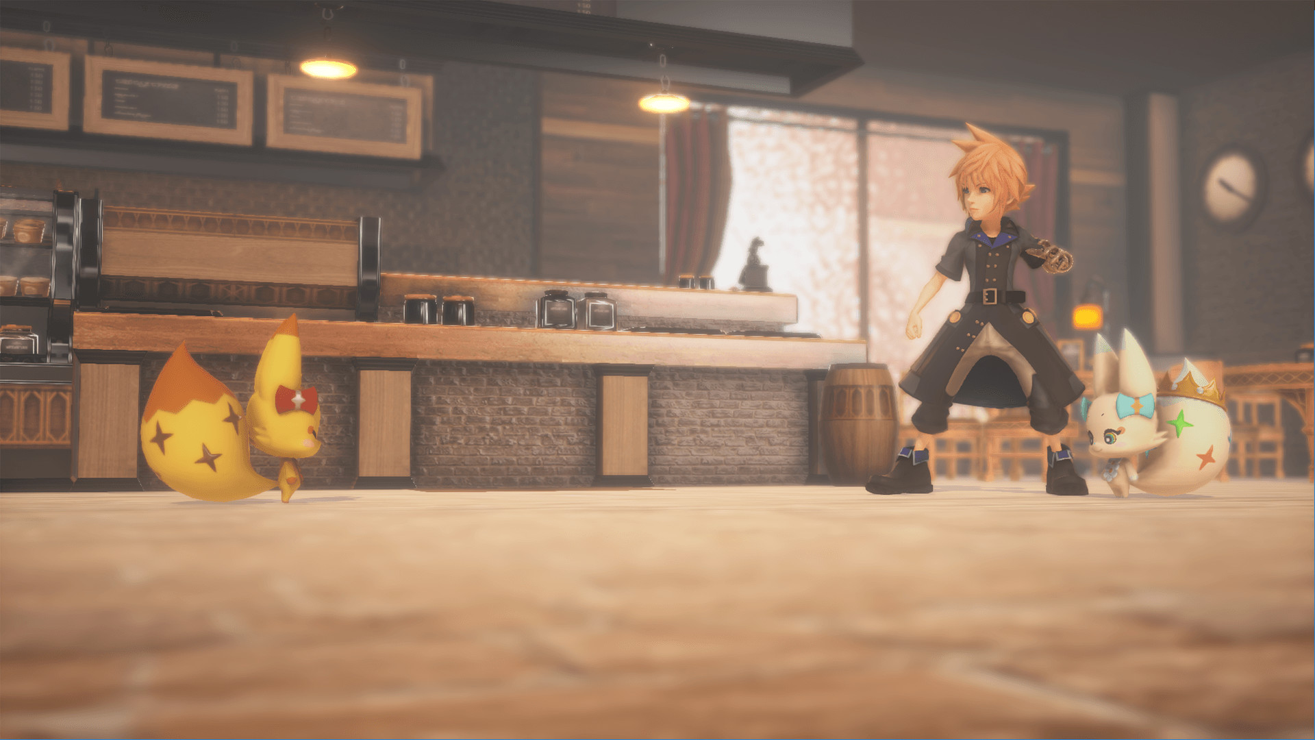 World Of Final Fantasy Maxima Releasing On November 6 For