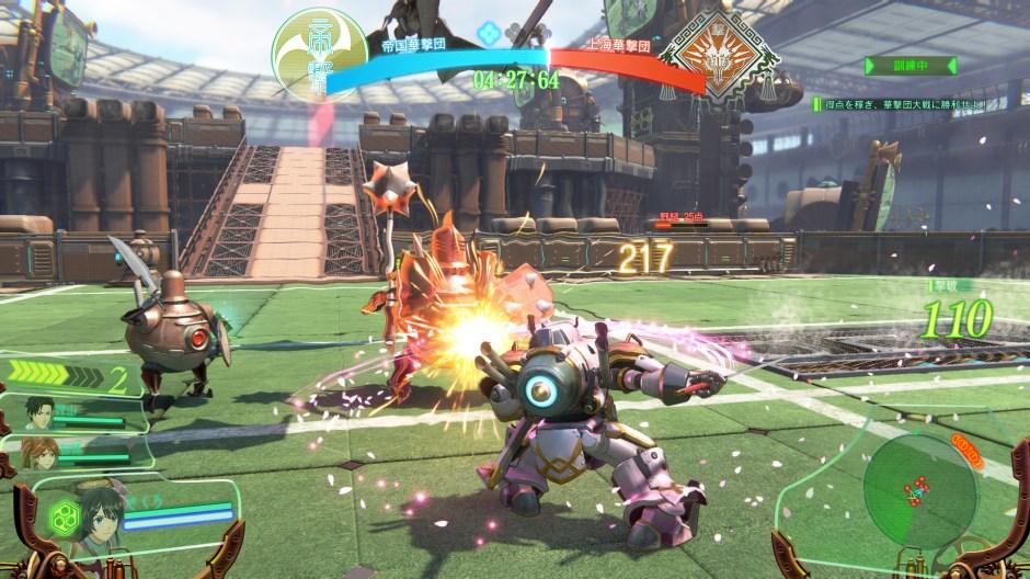 Sakura Wars Preview | RPG Site